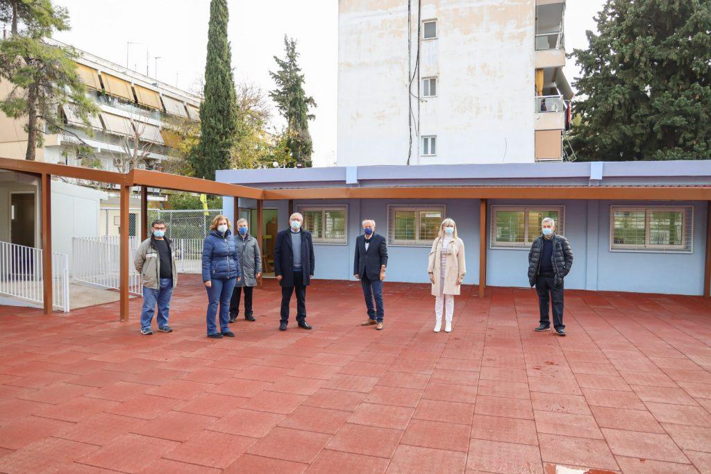 Παραδόθηκαν τα νέα Παραρτήματα των Νηπιαγωγείων στις Εργατικές Κατοικίες (10ο & 13ο) και το Νέο Μαρούσι (6ο)